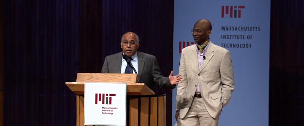 Prof. Michel DeGraff and Dr. M.S. Vijay Kumar