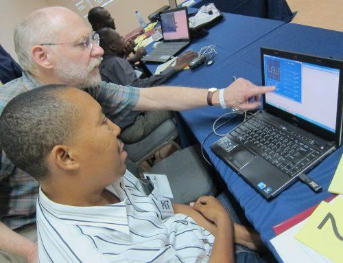 Atelye MIT-Ayiti sou edikasyon ki san baryè e ki kore ak teknoloji